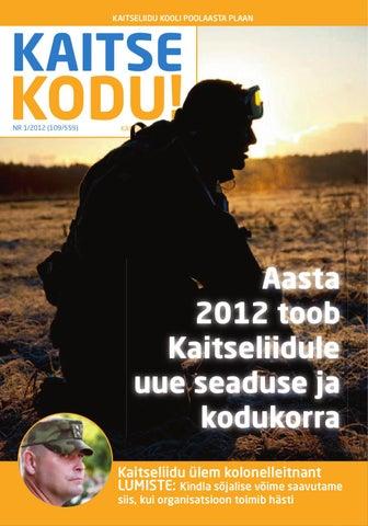 ef485ab2340 Kaitse Kodu! nr 1 2012. a by Kaitse Kodu! - issuu