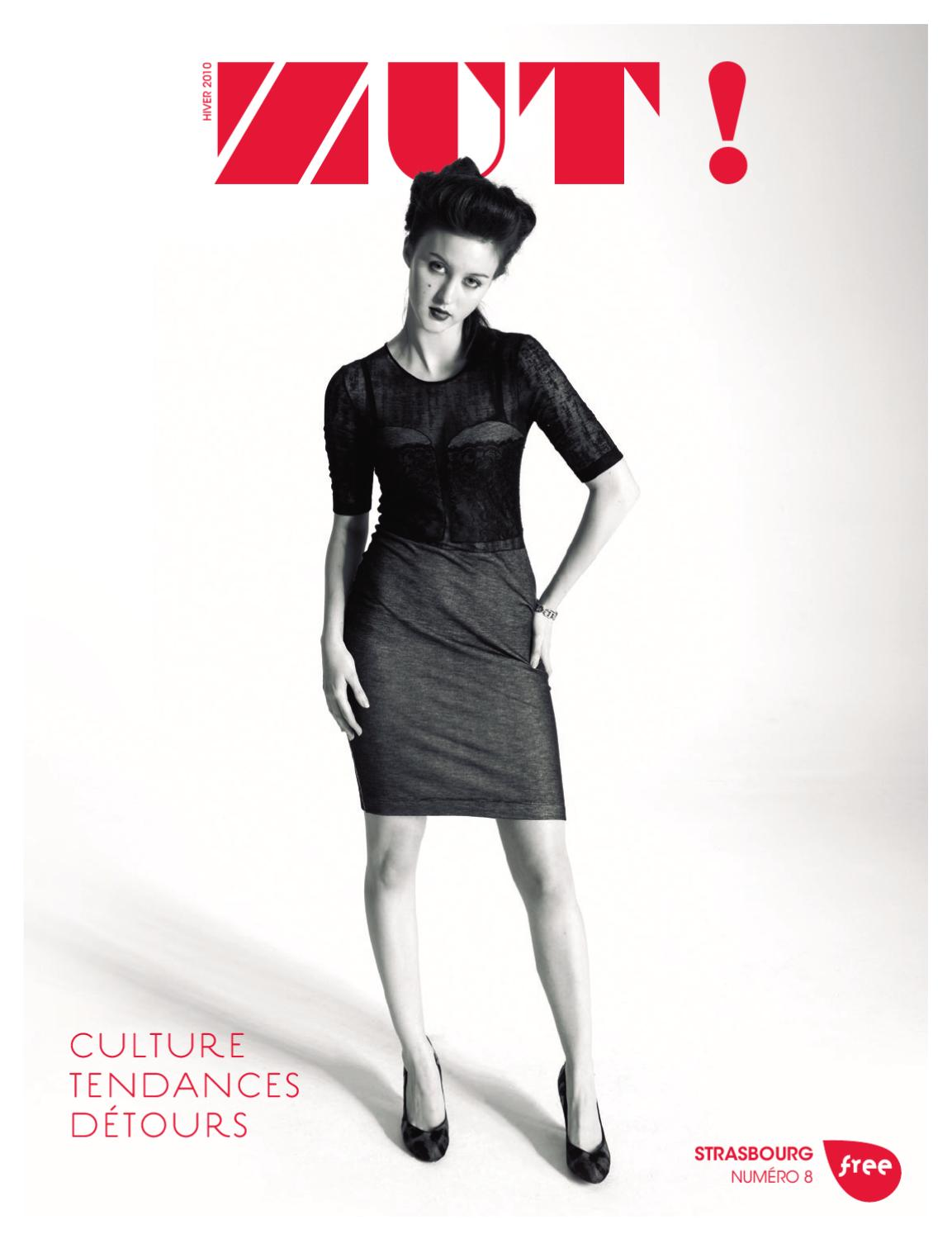 43963f312eb Zut ! 08 by Zut Magazine - issuu