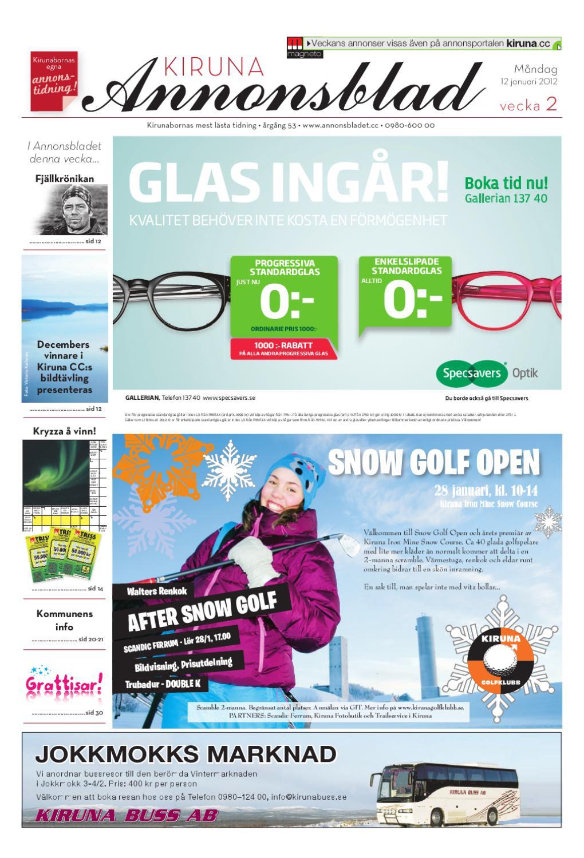 big sale fdccf 257a9 Kiruna Annonsblad 2012 v.02 by Svenska Civildatalogerna AB - issuu