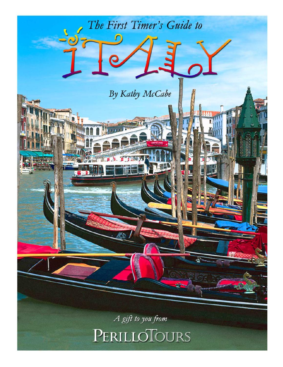 Perillo Travel Tours Italy