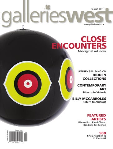 Galleries West Spring 2011 By Galleries West Issuu