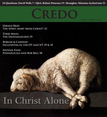 Jan 2012 in christ alone by credo magazine issuu page 1 fandeluxe Images