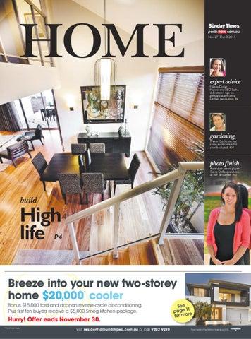 Home Magazine Nov 27 By PerthNow