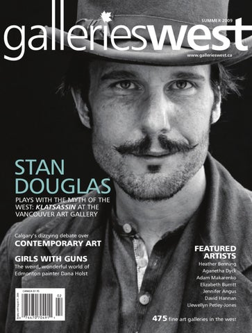 Galleries West Summer 2009 By Galleries West Issuu