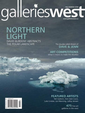 Galleries west fallwinter 2008 by galleries west issuu page 1 malvernweather Images