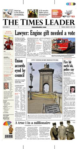 Times Leader 01 12 2012 By The Wilkes Barre Publishing Company