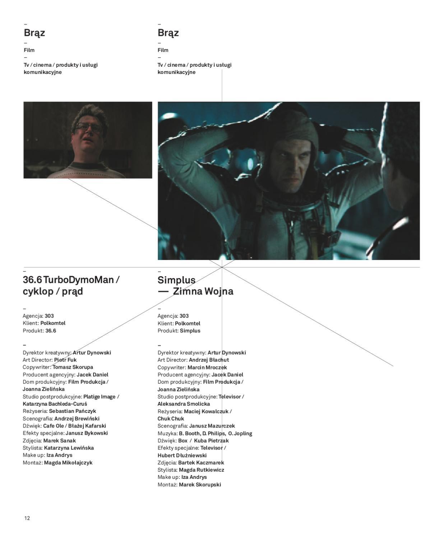 Katalog KTR 2011 by Stowarzyszenie Komunikacji Marketingowej