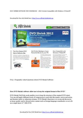 DVD X64 BAIXAR SHRINK