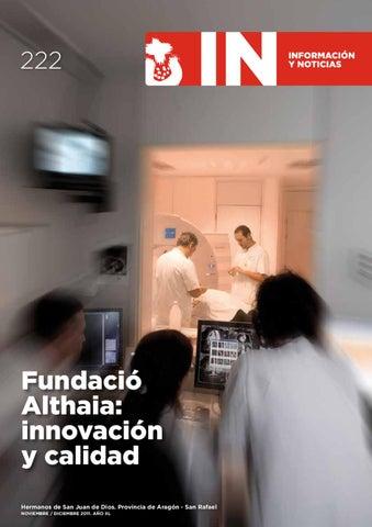 IN_222 by Orden Hospitalaria San Juan de Dios - issuu