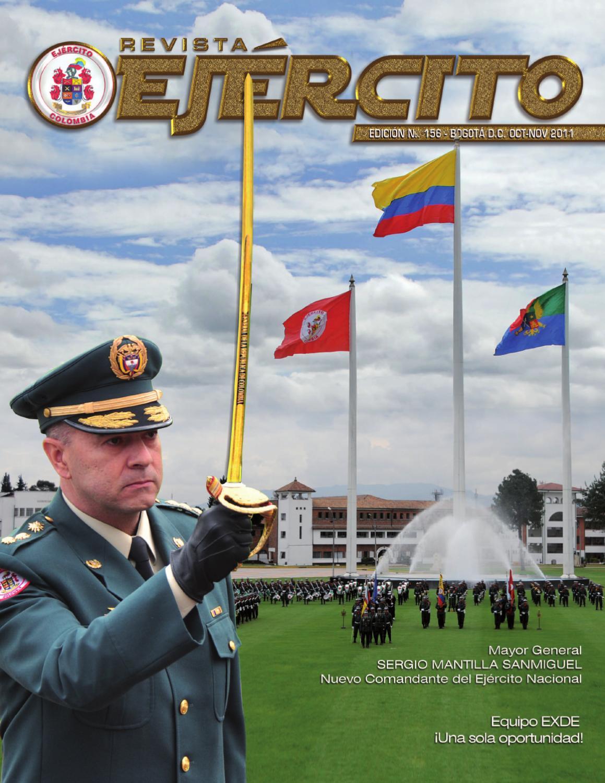 Revista Ejército No 156 by Ejercito Nacional - issuu