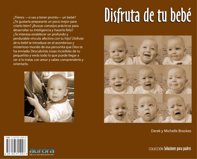 Disfruta de Tu Bebé by AudioConéctate - issuu