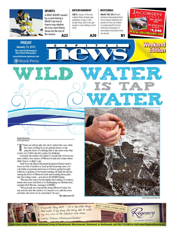 Kelowna Capital News 13 January 2012 by Kelowna CapitalNews - issuu