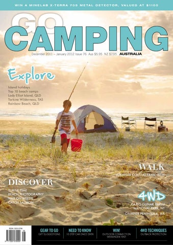 64ca668176 Go Camping Australia - Issue 76 by Vink Publishing - issuu