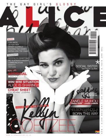 1c1eb3b956b1 Alice Magazine - Issue 04 by Sorted Design Studio CC - issuu