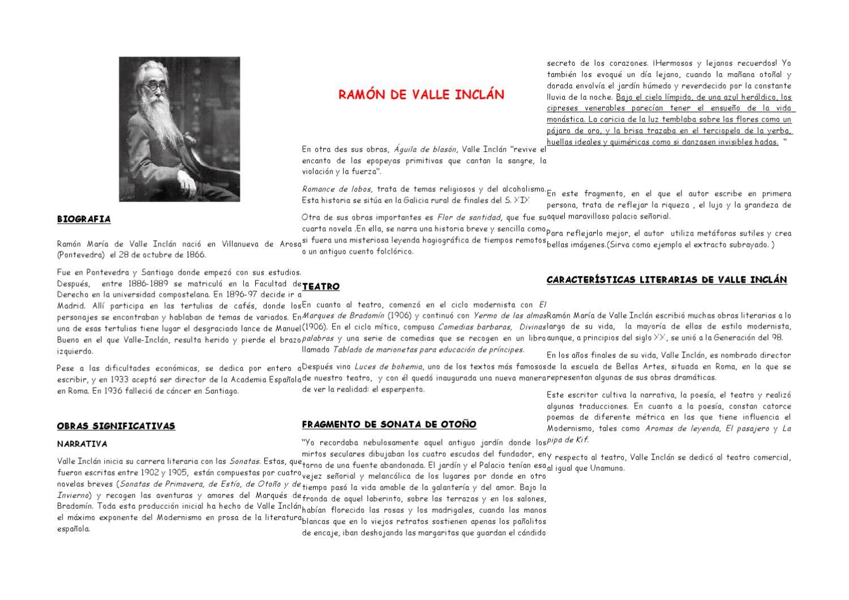 Ram n valle incl n by irakaslea 100 issuu for Jardin umbrio valle inclan