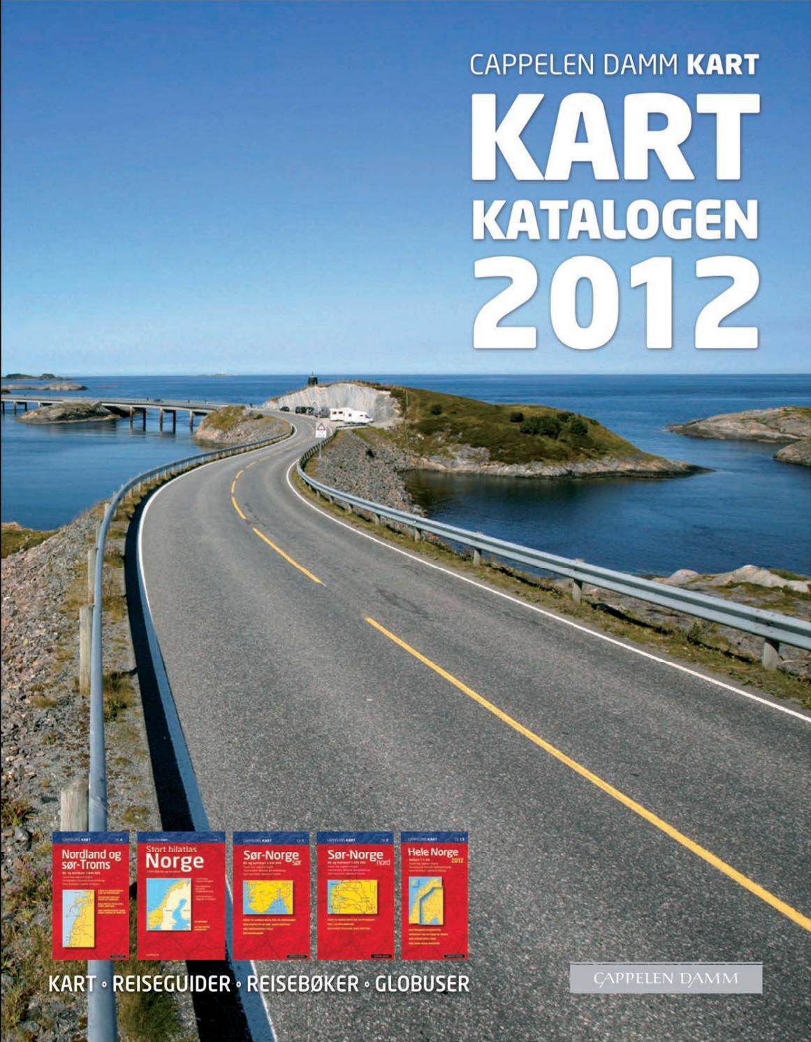 Kartkatalogen 2012 By Cappelen Damm As Issuu