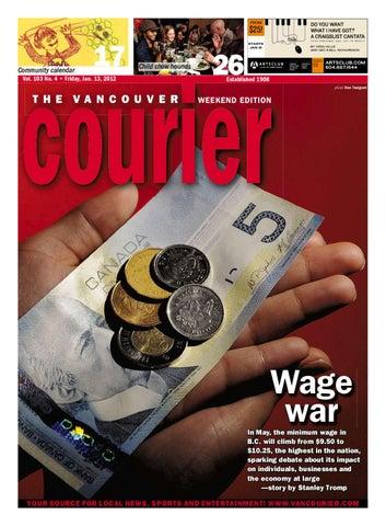 Vancouver Courier January 13 2012 by Glacier Digital - issuu 77d6c910c0c9e