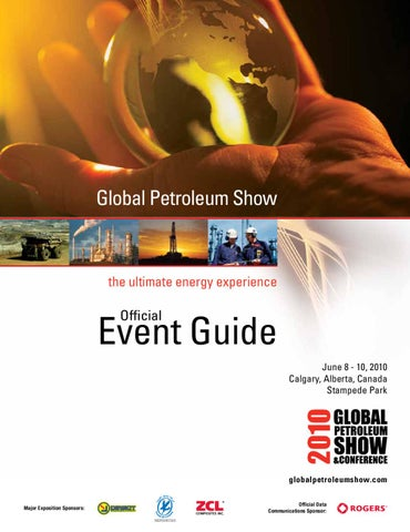 Global Petroleum Show 2010 Event guide by dmg events - issuu