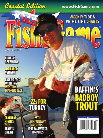 April 2009 by Texas Fish & Game - issuu