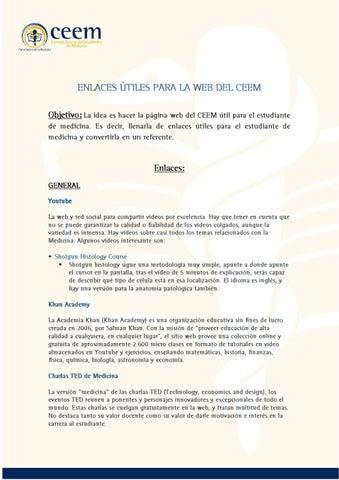 Web útil by Ramon Gómez Ros - issuu