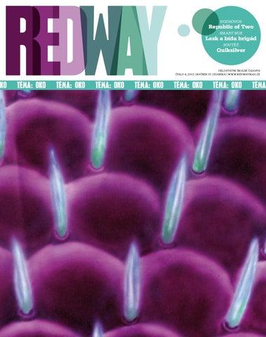 1dc5febd6eff RedWay 4 IV. by RedWay magazine - issuu