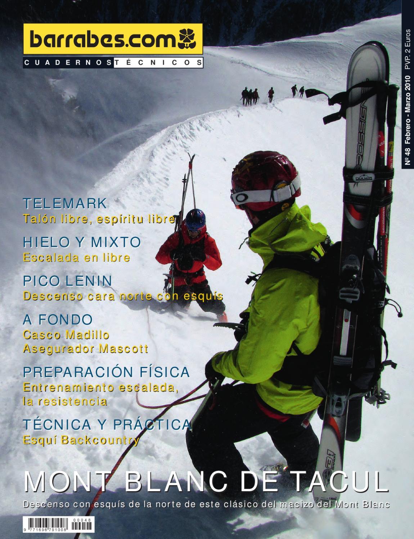 CT 48 Mont Blanc de Tacul by A. C. D. Urkulu www.rutasnavarra.com ...