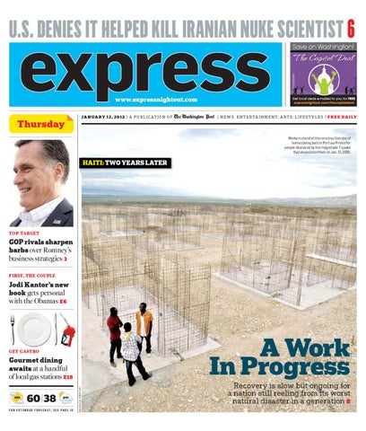 EXPRESS 01122012 by Express - issuu a647dddfe9b