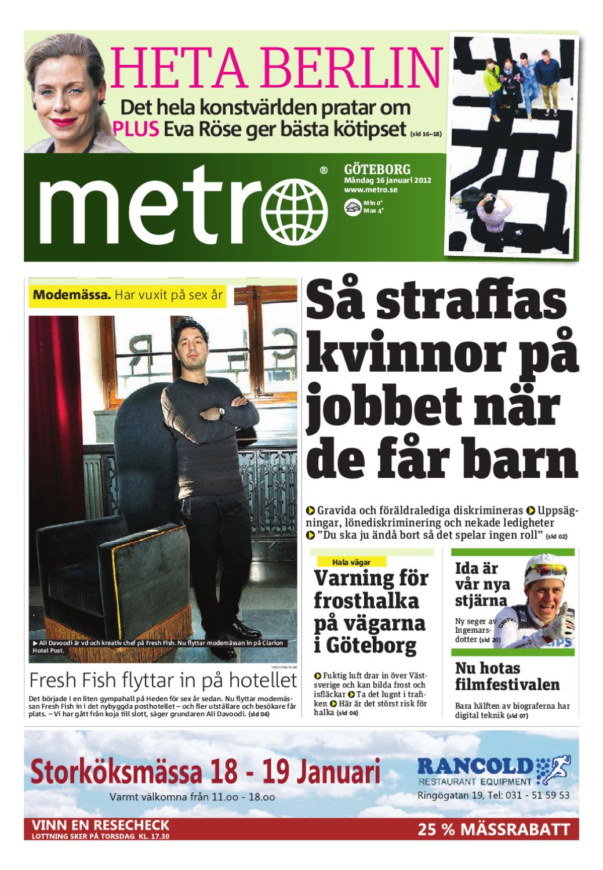 Goteborgare diskriminerar mest enligt undersokning