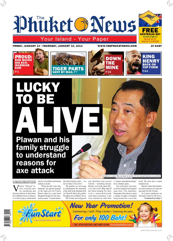 13-01-2012 by The Phuket News - issuu