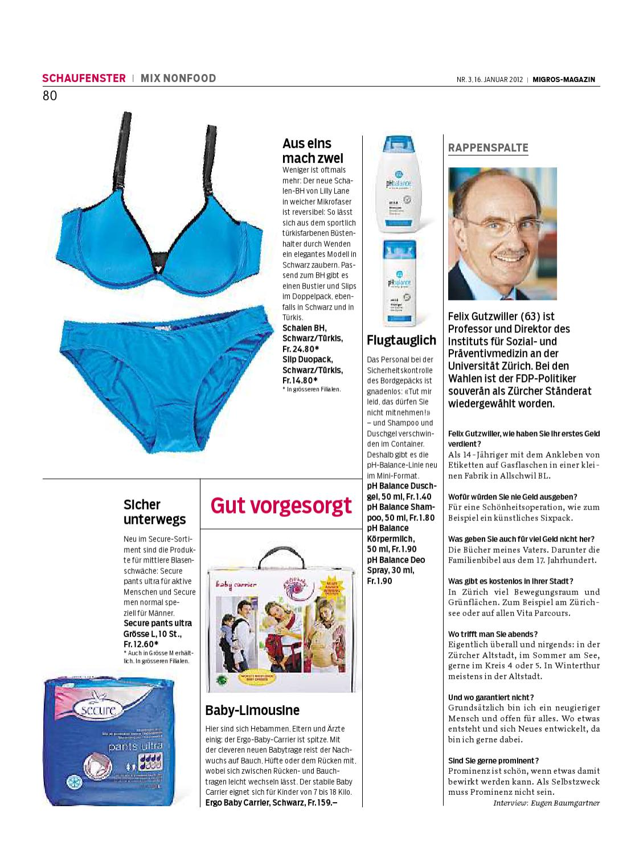 timeless design 0b276 052d6 Migros-Magazin-03-2012-d-OS by Migros-Genossenschafts-Bund ...