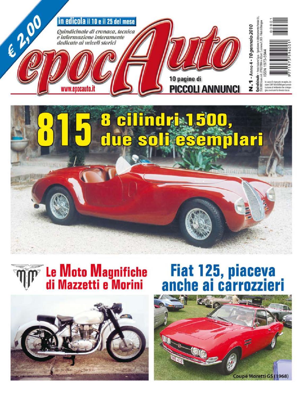 Prospetto PORSCHE 924 Turbo 37.000km viaggio a distanza 1979