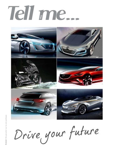 Drive your future by Tell Me-Mag - issuu