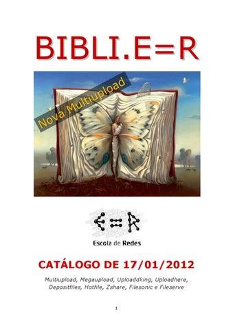 Biblioteca da escola de redes multiupload by augusto de franco issuu page 1 fandeluxe Images