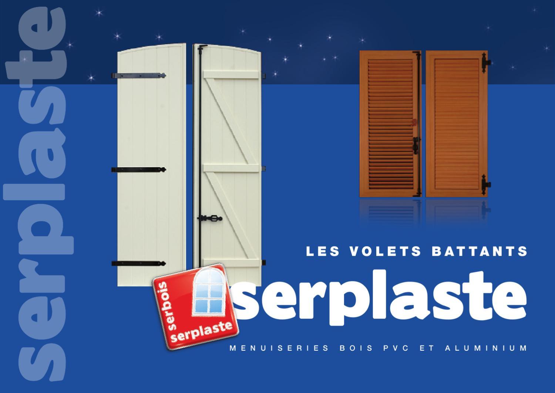 serplaste catalogue volets by serplaste issuu. Black Bedroom Furniture Sets. Home Design Ideas