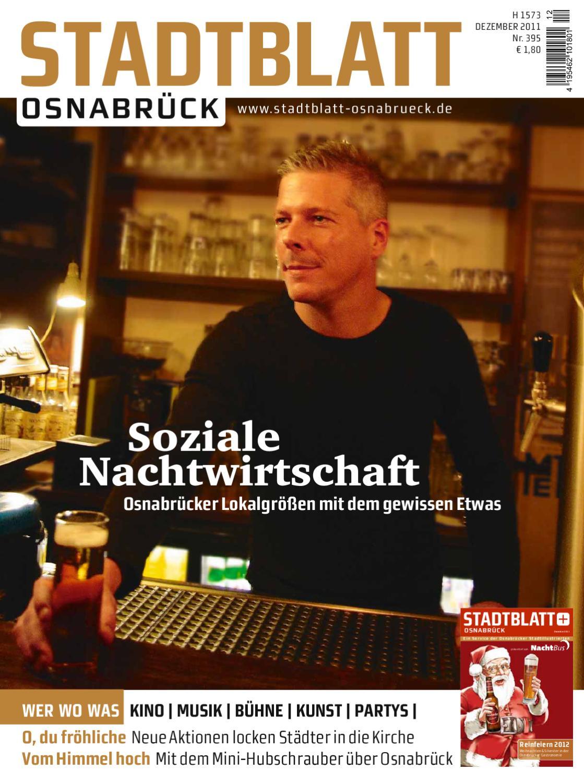 STADTBLATT 201112 By Bvw Werbeagentur