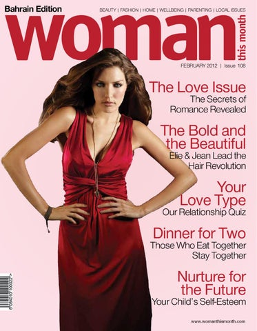 34000b764ab5 Woman This Month - February 2012 by Red House Marketing - issuu