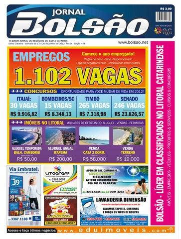 42223fef8 Jornal Bolsão Edição 478 by Bolsão Jornal - issuu