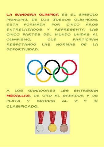 Grecia y los Juegos Olimpicos by Rosa Moreno - Issuu