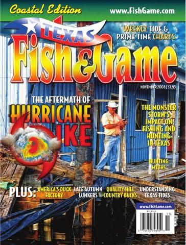 9d1633d5da0 November 2008 by Texas Fish   Game - issuu