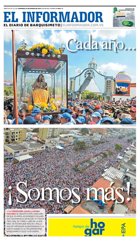El Informador Impreso 2012 01 15 By El Informador Diario Online  # Muebles Becerrit