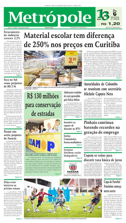 metropole18-1-12 by Fabiano Furtado - issuu 77c9237bab0b2
