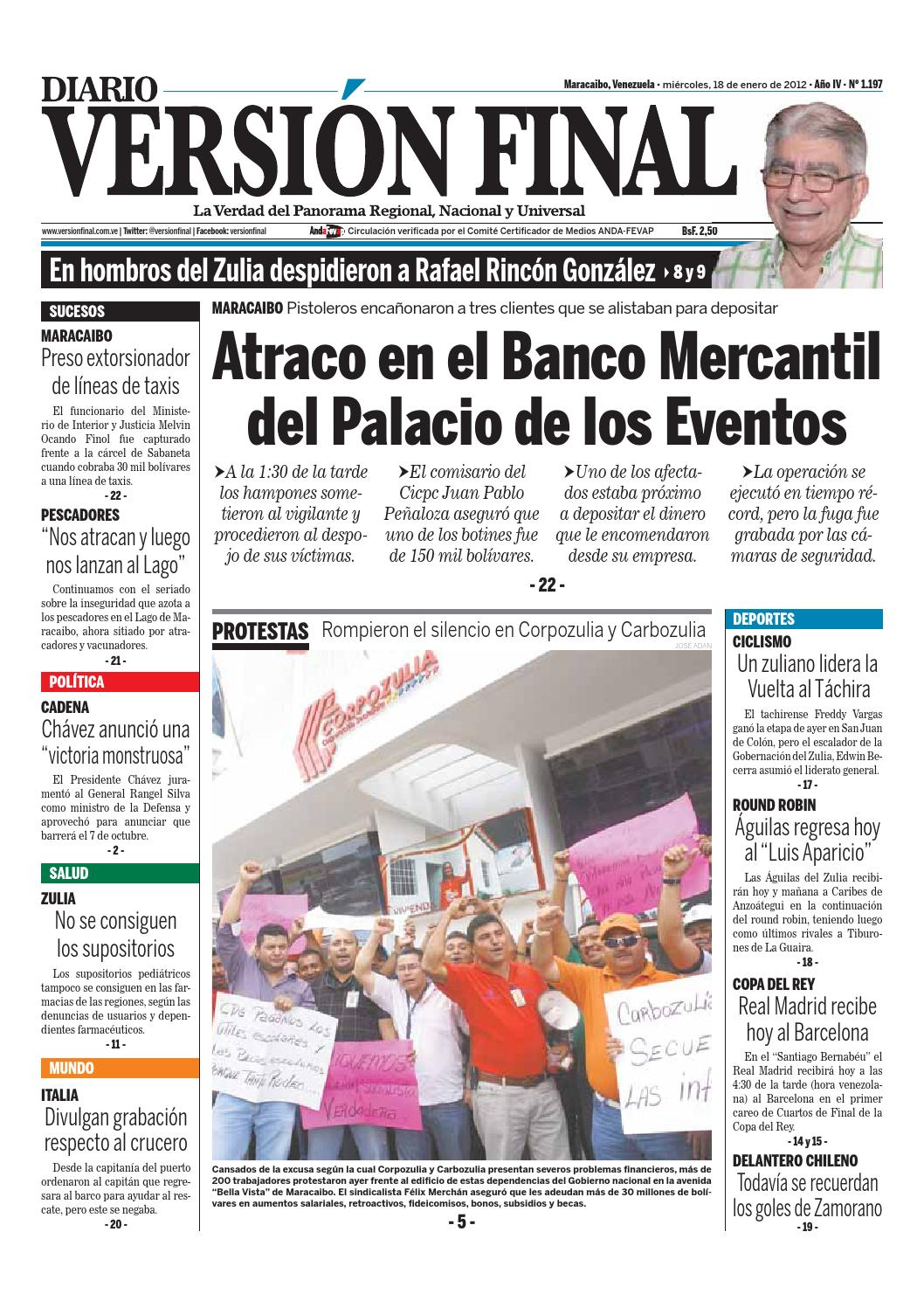 Diario versi n final by diario versi n final issuu for Logo del ministerio de interior y justicia