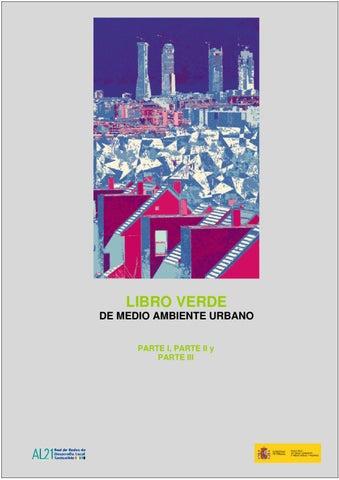 bff675964f Libro Verde del Medio Ambiente Urbano