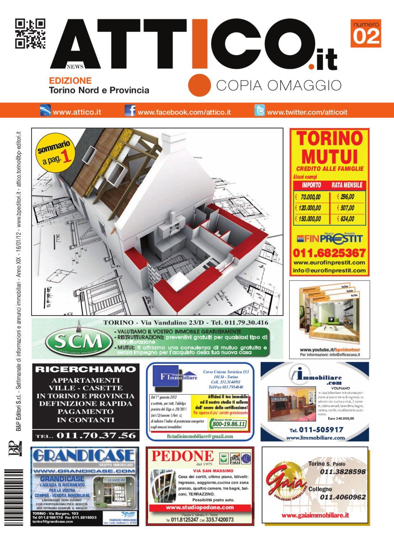 Attico Torino Nord By B P Editori Issuu