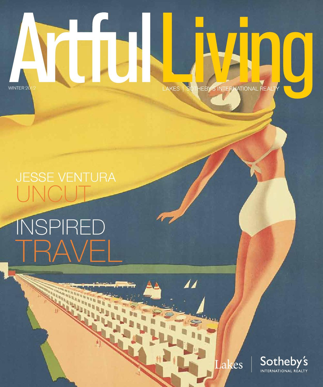 Artful living magazine winter 2012 by artful living magazine issuu fandeluxe Gallery