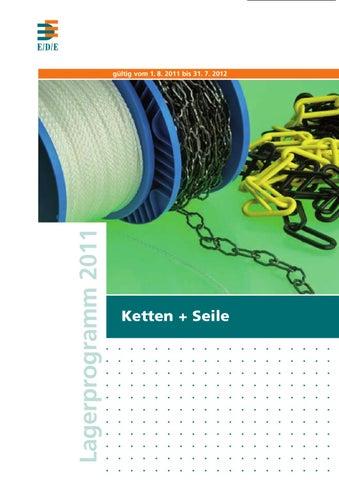 galvanisch verzinkt für Seil-Ø 4...8mm Simplex Seilklemmen mit 1 Schraube
