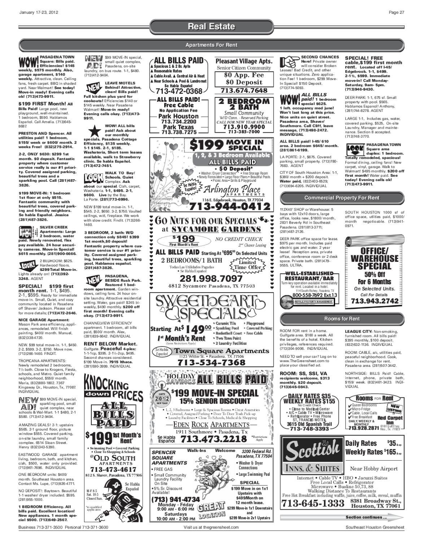 The Greensheet: Southeast Houston by The Greensheet - issuu