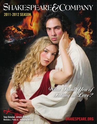 804f28b8e4e 2011-12 Season Playbill by Shakespeare   Company - issuu