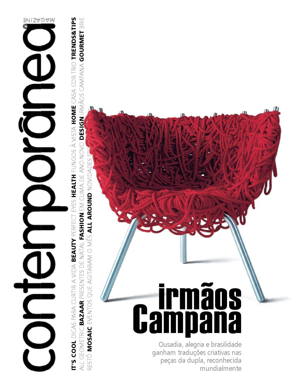 9a01eaeaa15e8 Irmãos Campana by Contemporânea Magazine - issuu