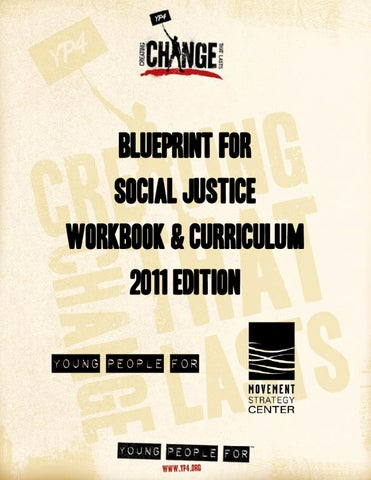 2012 blueprint workbook by young people for issuu blueprint for social justice workbook curriculum 2011 edition malvernweather Gallery